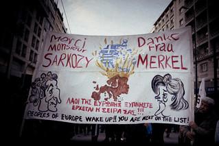 Athens 12 February 2012