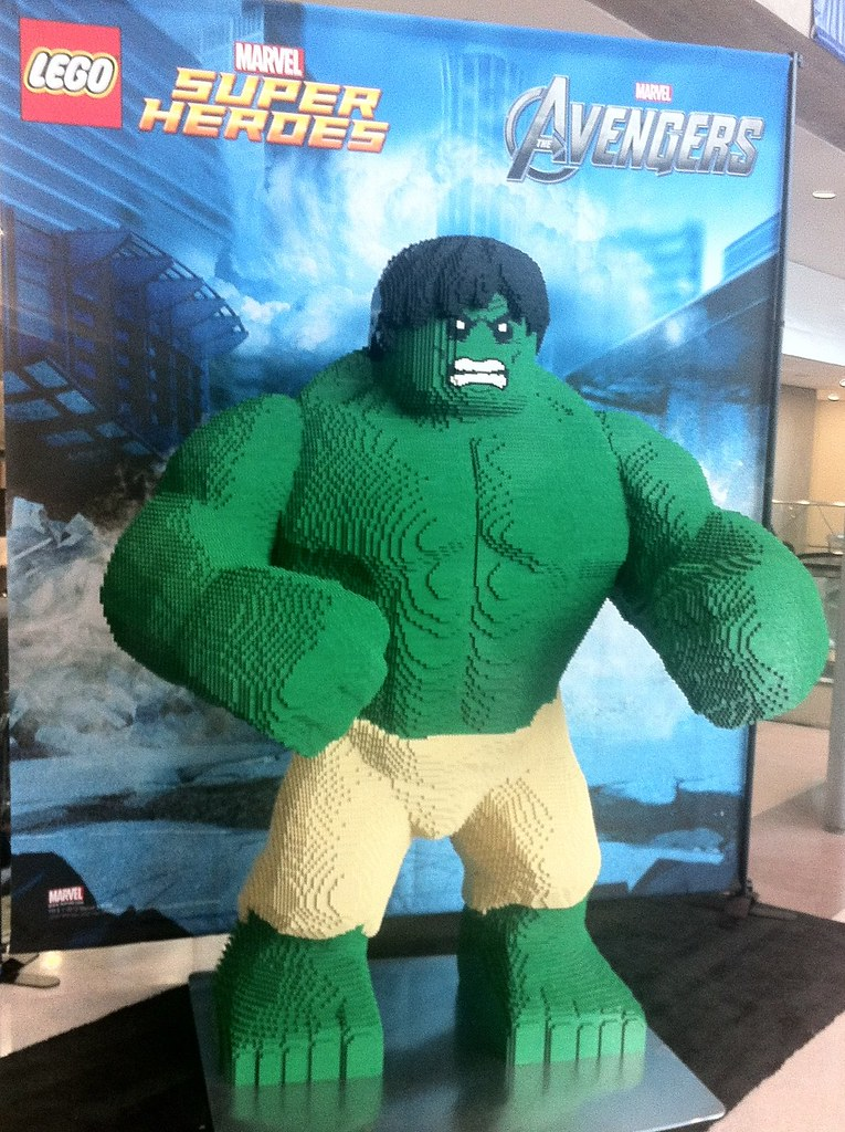 Hulk Like Toy Fair