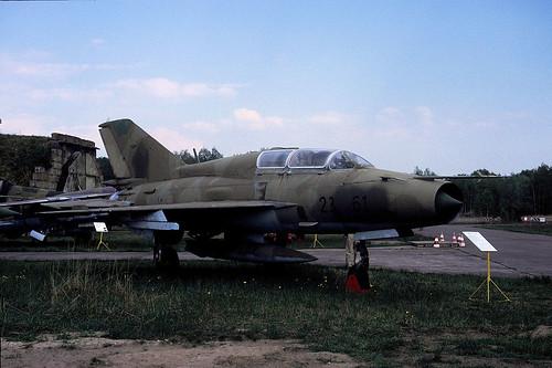 MiG21 23+61