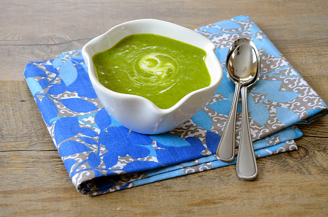 Watercress and Potato Soup