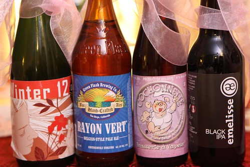 Valentine's Day Beer Present