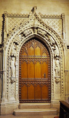 Hamo de Hythe's Doorway
