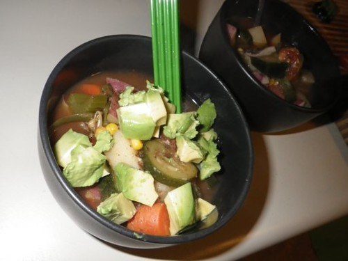 vegan soup avocado avo