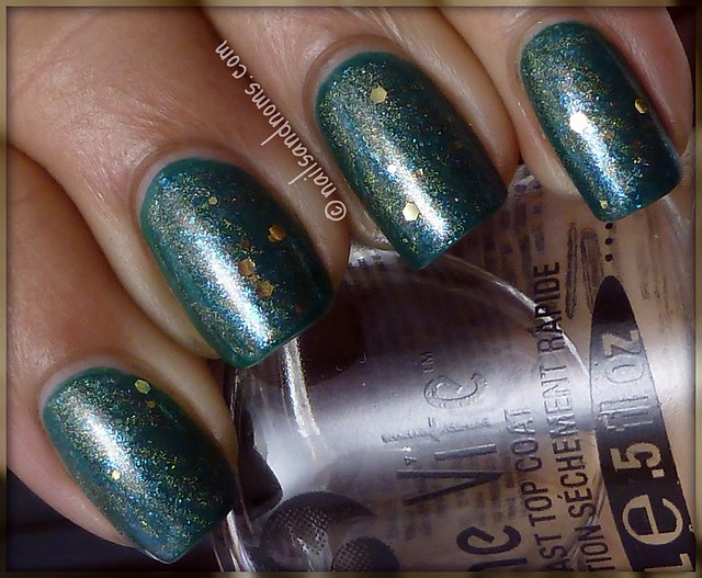 Essence Colour3 A Walk In The Park Duo + A England Dragon + Essence Colour & Go Make It Golden