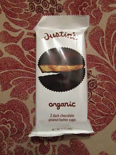 Justin's Organic Dark Chocolate Peanut Butter Cups