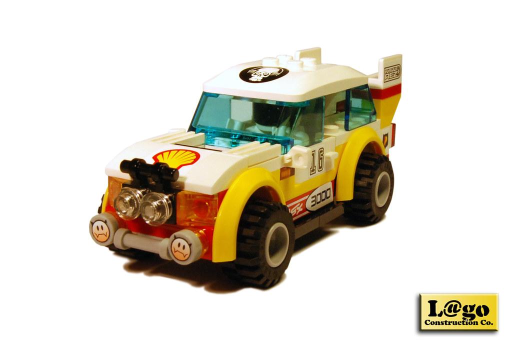 Build And Race A Car