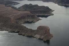 Lake in dam