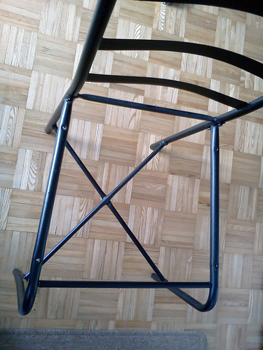 Chair frame