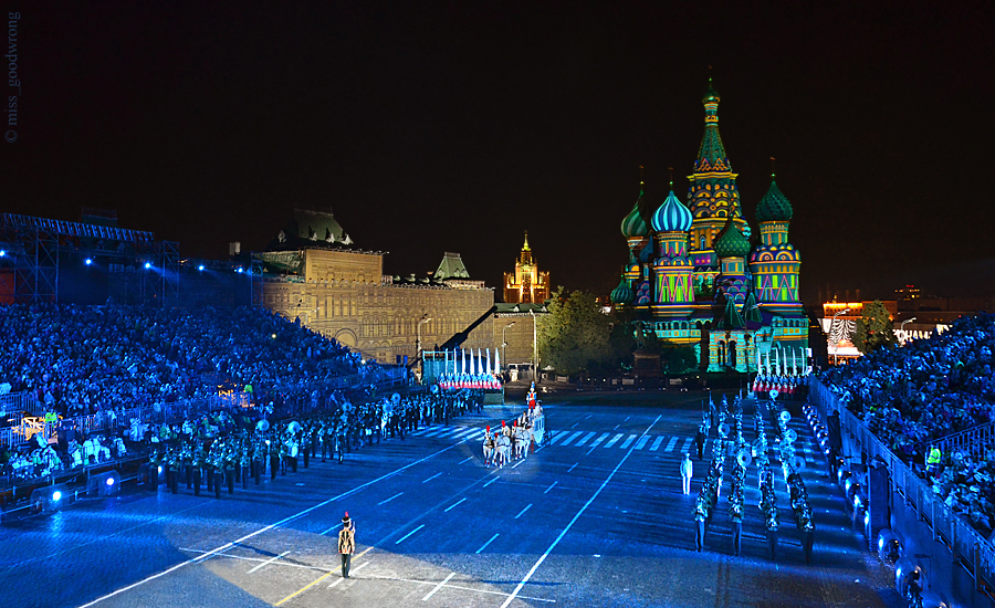 Kremlin Military Tattoo 38
