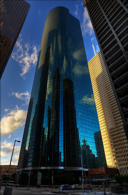 Buildings in Houston downtown #8