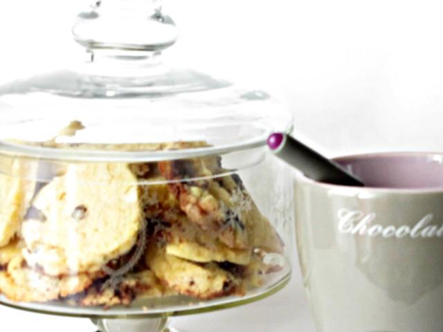 Biscotti allo Sciroppo d'Acero con Cioccolato e Noci di Macadamia  (3)