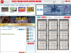 75 Bingo Room