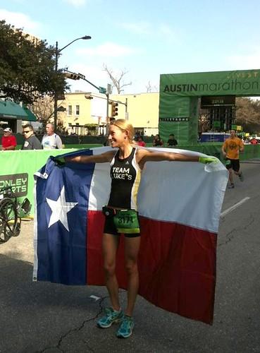 Maraton LiveStrong de Austin 2012