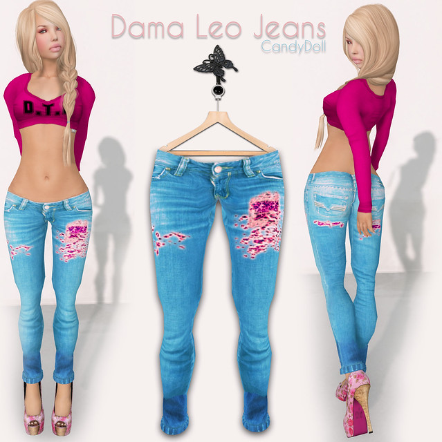 Dama Leo Jeans