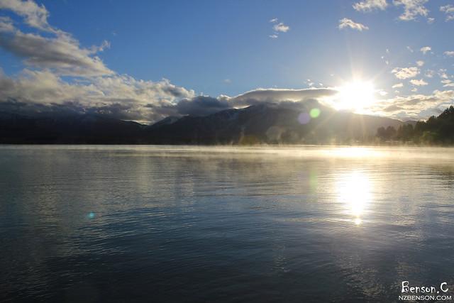 攝影 | 第一次 Time Lapse 縮時攝影 @ Lake Tekapo