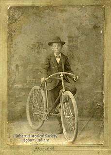 Dwight Mackey, 1899