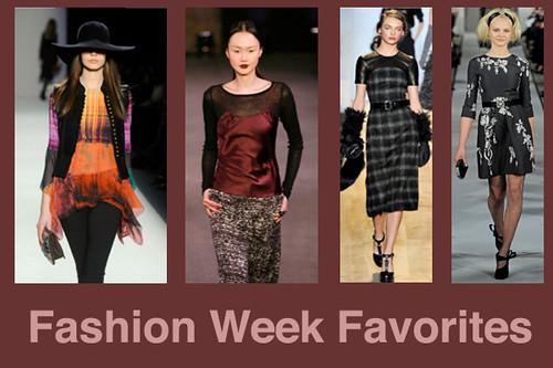 fashionweekfavorites