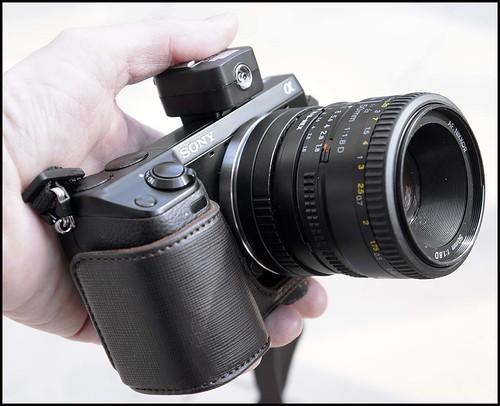 Sony NEX-7 Nikon 50mm f/1.8D