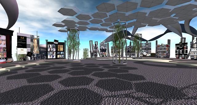 MIX + MESH Spring Fashion Fair 2012