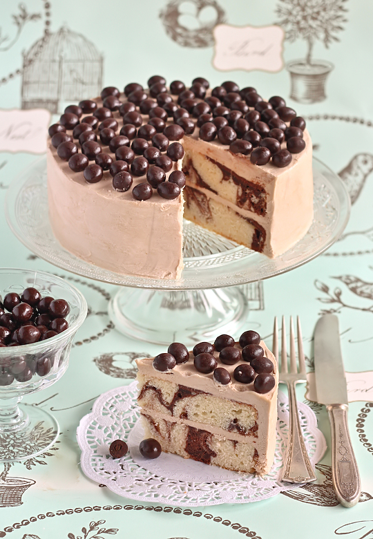 Chocolate Mocha Cake Recipe Food Network