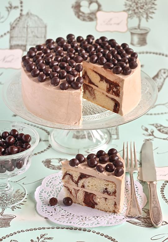 Malteser Cake Recipe Horlicks