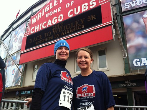 Race to Wrigley 5K 2012