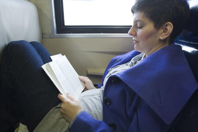 365.190 Metro North Train Ride