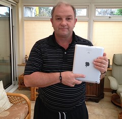 Nigel Clements - iPad Winner