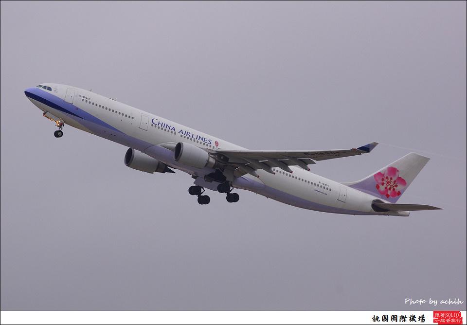 中華航空B-18301客機015