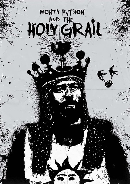 Monty Python and the Holy Grail - by Daniel Norris - @DanKNorris on Twitter