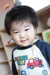子育て支援センターにて(2012/3/3)