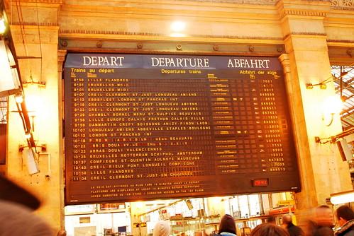 Gare du Nord1