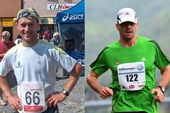 Dva běžci pro jeden maraton v tréninku i přes výpadky pokračují
