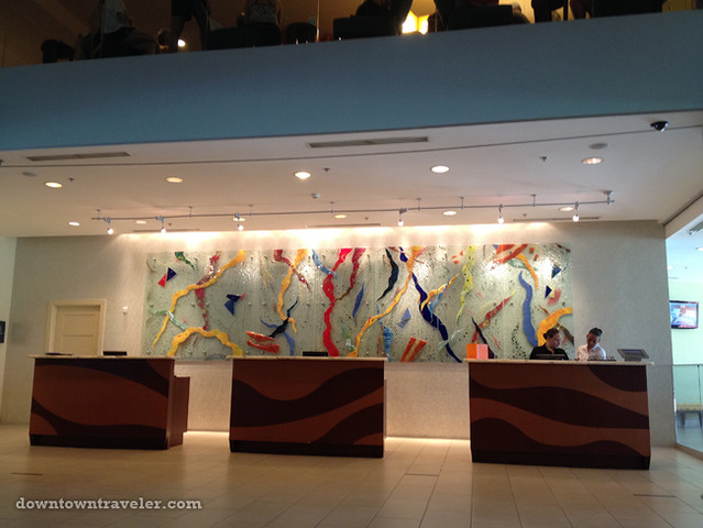 Renaissance Curacao Hotel_Lobby Reception