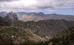 La Gomera - Valle Hermoso