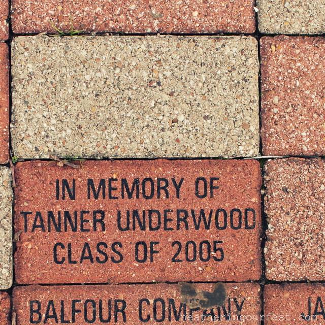 in memory of tanner