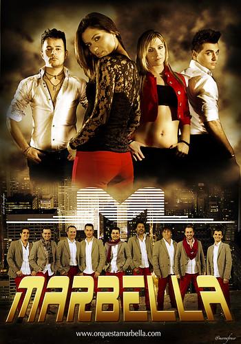 Marbella 2012 - orquesta - cartel