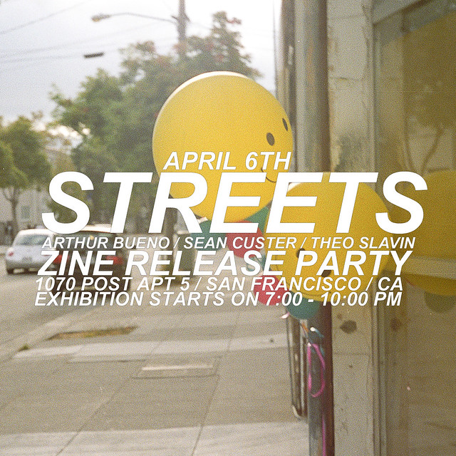STREETS SHOW ON APRIL 6TH 2012