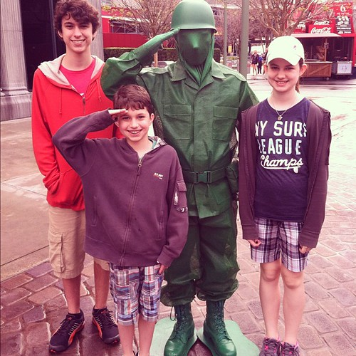 Toy soldier. #disney
