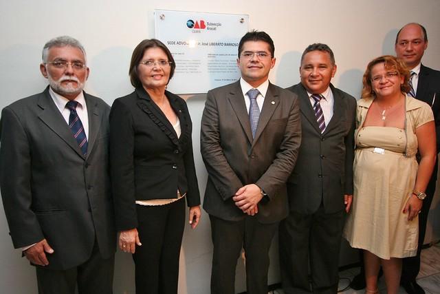 Inauguração da Subsecção de Aracati 09.03.2012