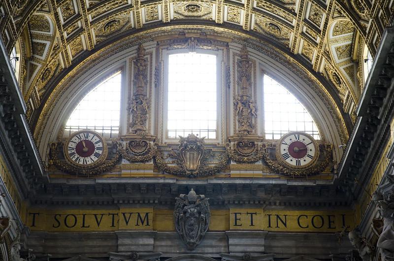 Basilique Saint-Pierre - Cité du Vatican