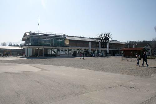 Kasse & Verwaltungsgebäude Proen