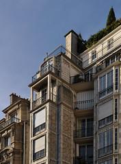 auguste perret, architect: 25 bis rue franklin apartment building, paris 1903-1904