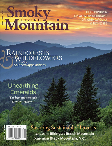 mountain magazine living nc published north cover carolina smoky publish covershot sml