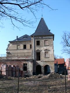Pałace na Dolnym Śląsku Nowizna