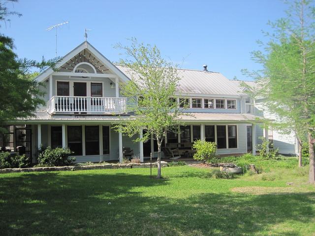the house