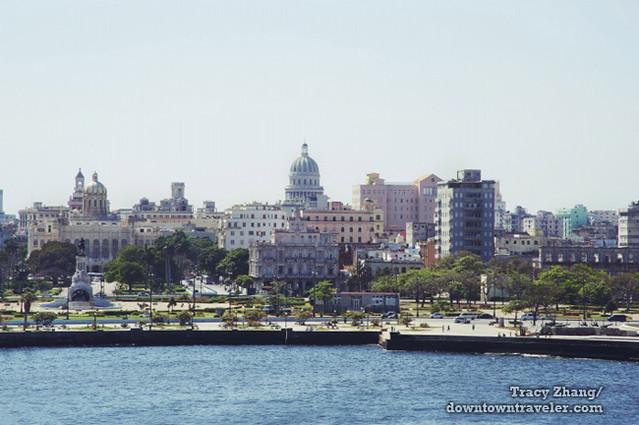 Old Havana Cuba Street Scene 14