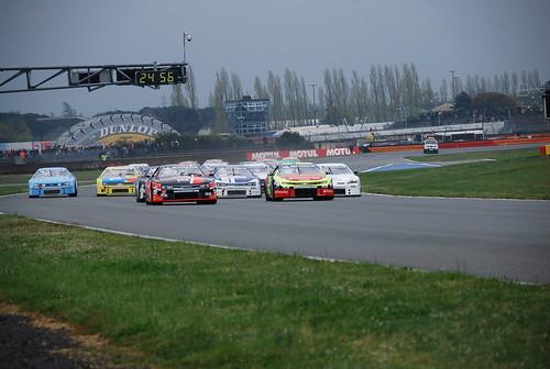 Euro Racecar Nascar Nogaro