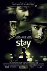 生死停留 Stay(2005)_弥留时你会想到什么?