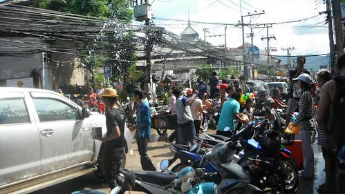 Koh Samui Songkran 2012 サムイ島ソンクラーン (1)
